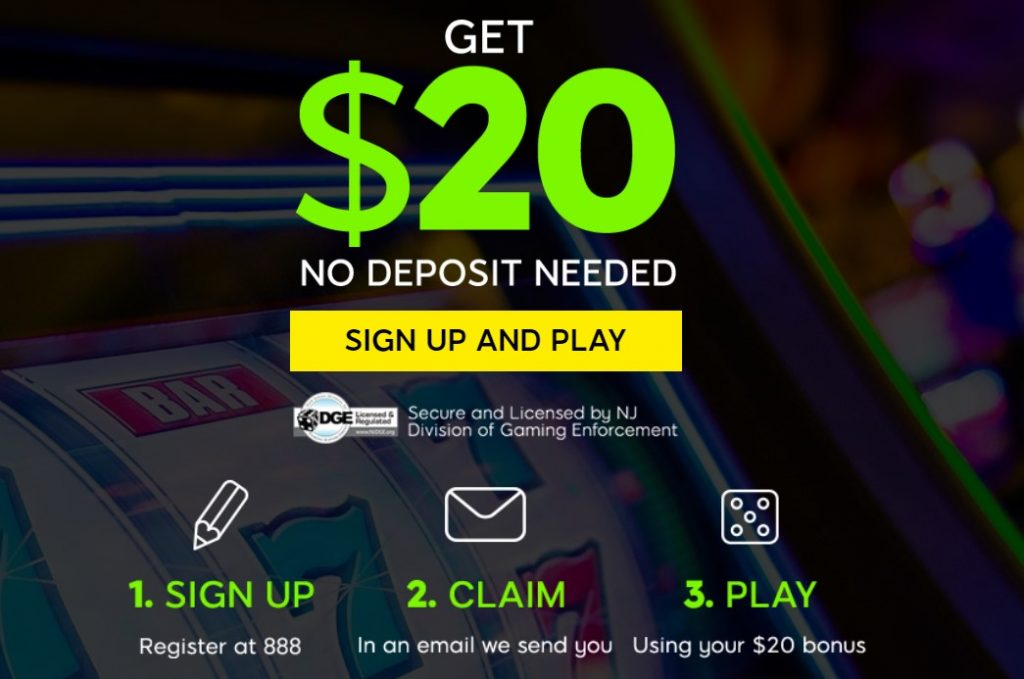 Welcome no deposit bonus
