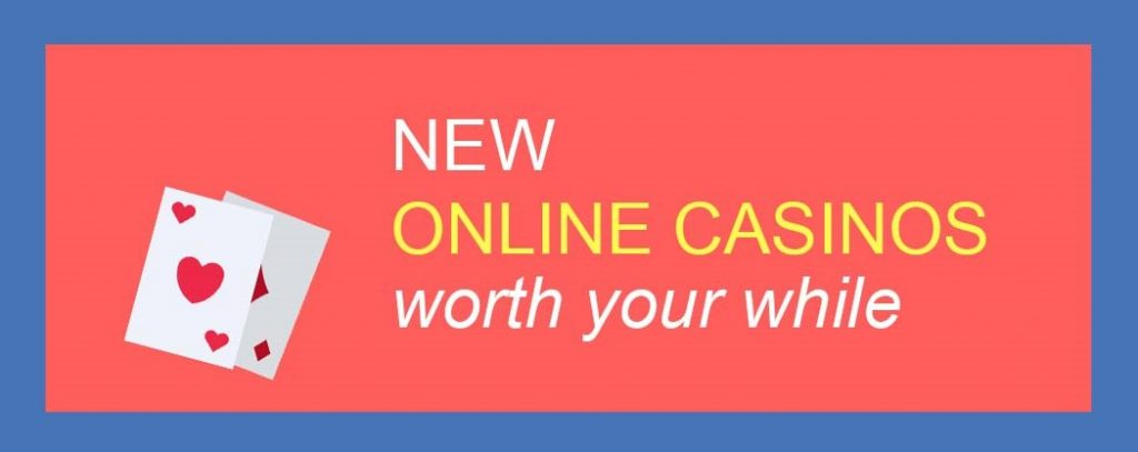 New online casinos in the iGaming industry.