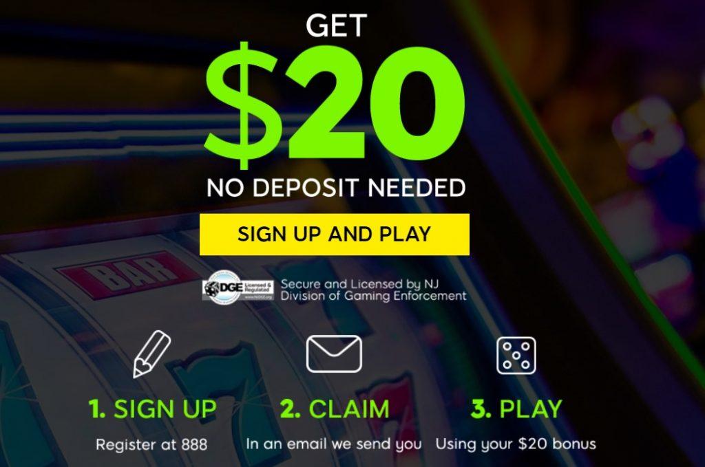Welcome no deposit bonus